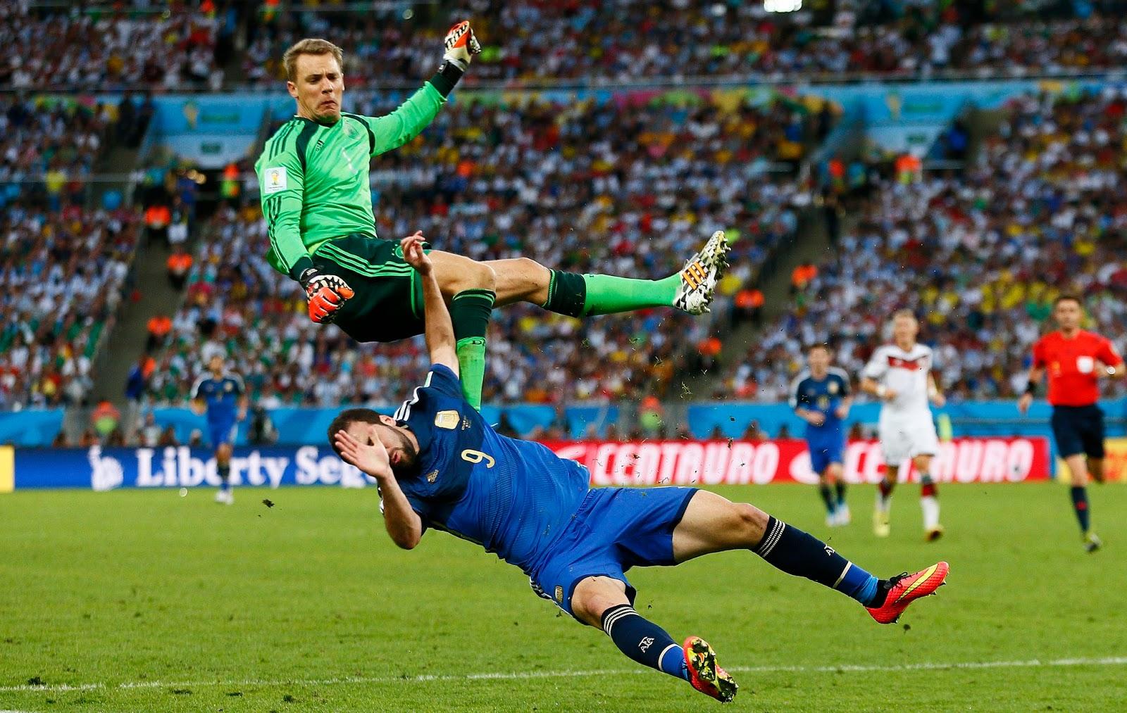 Manuel Neuer, le gardien libéro